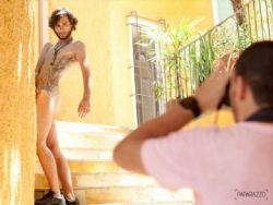 Pedro Falcão no Paparazzo: ''Sempre tentei explorar esse lado mais sexual''