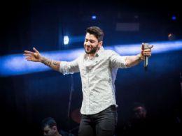 Show de Gusttavo Lima terá Jesus Luz e Thiago Mansur nesta sexta-feira (8)