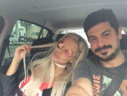 Veridiana Freitas diz que foi agredida por namorado: ''Vai te custar caro''