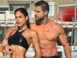 Mari Gonzalez e Jonas Sulzbach exibem corpos perfeitos