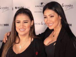 Dupla Simone e Simaria celebra indicação ao Grammy Latino