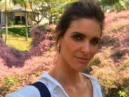 Fernanda Lima omitiu gravidez para manter o emprego