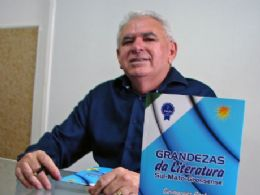 Livro que reúne autores sul-mato-grossenses será lançado nesta quinta-feira (13)