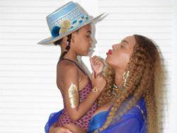 Gêmeos de Beyoncé tem pequeno problema