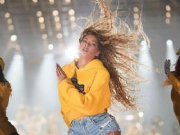 Show de Beyoncé no Coachella bate recordes na internet