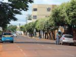 PM e guardas de trânsito realizam blitz em Nova Andradina