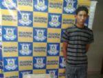 Jovem é preso em terminal rodoviário com maconha