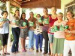 Semcias realiza entrega de leite em Nova Casa Verde