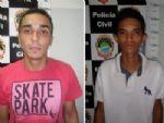 Polícia Civil recaptura mais dois detentos que fugiram de Delegacia em Brasilândia