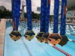 Nadadores de MS conquistam 14 medalhas no Circuito Loterias Caixa