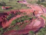 MPE busca solucionar cratera existente no município de Ivinhema