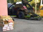 PMR apreende veículo de Campo Grande com droga e munições em SP