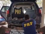 Trio é preso com droga avaliada em mais de R$ 1 milhão em Bataguassu