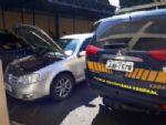 PRF de MS recupera veículo com registro de roubo