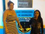 Passageiras de ônibus são presas no ''tráfico formiguinha'' na fronteira