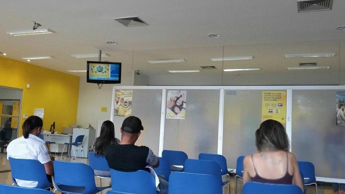 Clientes Reclamam Da Demora No Atendimento No Banco Do Brasil De Nova Andradina Jornal Da Nova