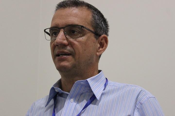 Gerente da Cassems em Nova Andradina, Eliezer Branquinho – Foto: Jornal da Nova