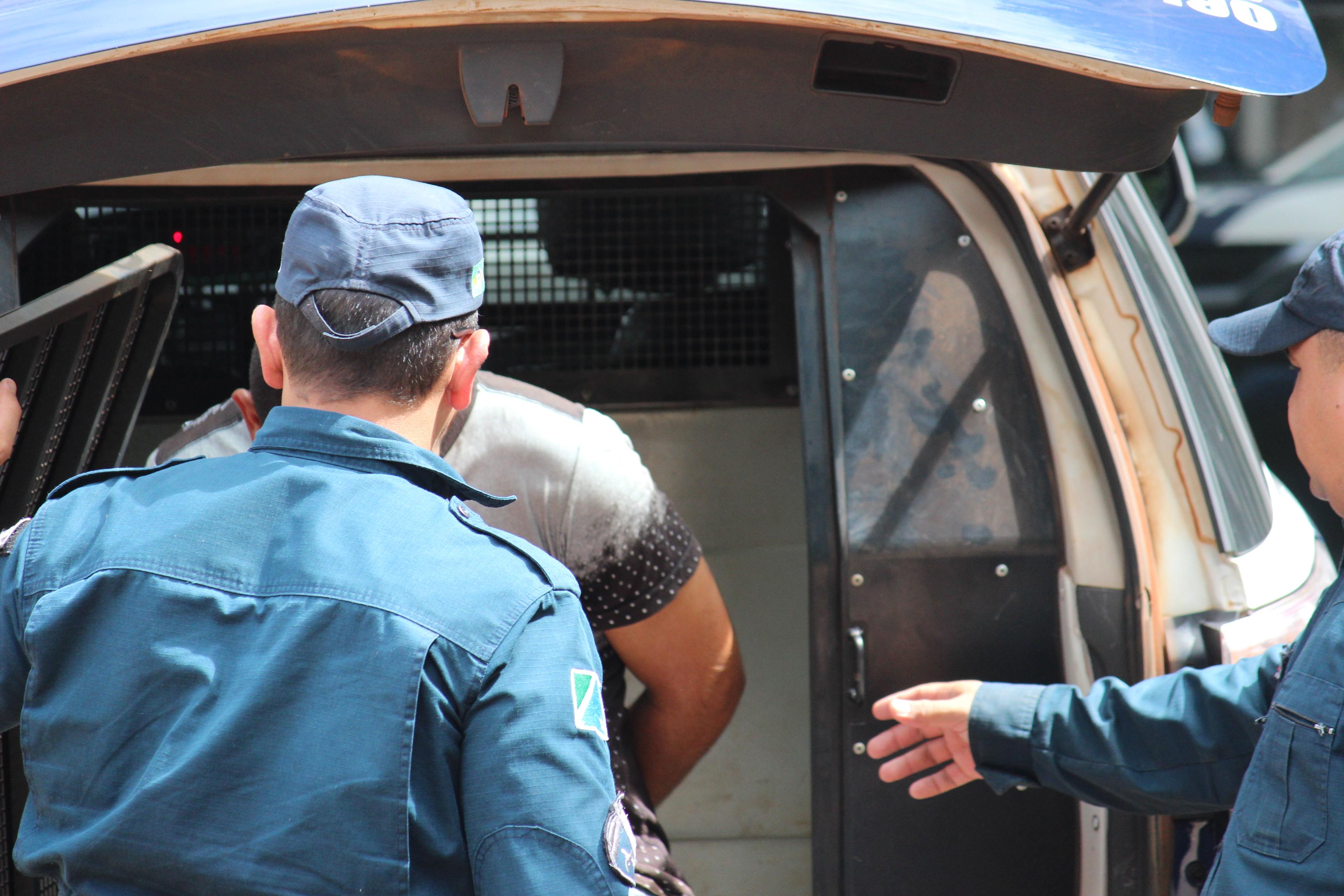 Policiais militares em ação – Foto: Arquivo/Jornal da Nova